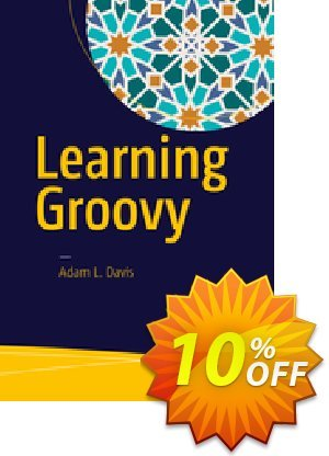Learning Groovy (Davis) 프로모션 코드 Learning Groovy (Davis) Deal 프로모션: Learning Groovy (Davis) Exclusive Easter Sale offer for iVoicesoft