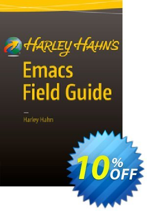Harley Hahn's Emacs Field Guide (Hahn) discount coupon Harley Hahn's Emacs Field Guide (Hahn) Deal - Harley Hahn's Emacs Field Guide (Hahn) Exclusive Easter Sale offer for iVoicesoft
