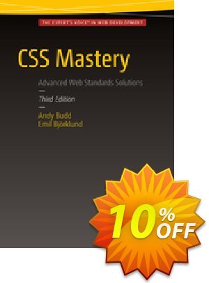 CSS Mastery (Budd) discount coupon CSS Mastery (Budd) Deal - CSS Mastery (Budd) Exclusive Easter Sale offer for iVoicesoft