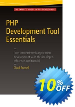 PHP Development Tool Essentials (Russell) discount coupon PHP Development Tool Essentials (Russell) Deal - PHP Development Tool Essentials (Russell) Exclusive Easter Sale offer for iVoicesoft