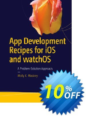 App Development Recipes for iOS and watchOS (Maskrey) discount coupon App Development Recipes for iOS and watchOS (Maskrey) Deal - App Development Recipes for iOS and watchOS (Maskrey) Exclusive Easter Sale offer for iVoicesoft