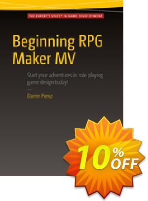 Beginning RPG Maker MV (Perez) discount coupon Beginning RPG Maker MV (Perez) Deal - Beginning RPG Maker MV (Perez) Exclusive Easter Sale offer for iVoicesoft