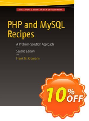 PHP and MySQL Recipes (Kromann) discount coupon PHP and MySQL Recipes (Kromann) Deal - PHP and MySQL Recipes (Kromann) Exclusive Easter Sale offer for iVoicesoft