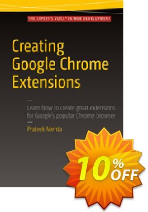 Creating Google Chrome Extensions (Mehta) discount coupon Creating Google Chrome Extensions (Mehta) Deal - Creating Google Chrome Extensions (Mehta) Exclusive Easter Sale offer for iVoicesoft