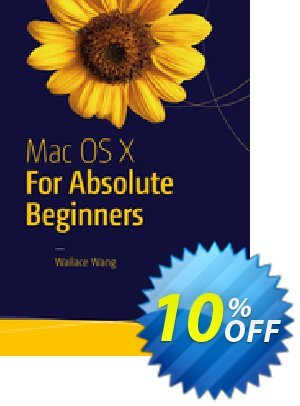 Mac OS X for Absolute Beginners (Wang) 프로모션 코드 Mac OS X for Absolute Beginners (Wang) Deal 프로모션: Mac OS X for Absolute Beginners (Wang) Exclusive Easter Sale offer for iVoicesoft
