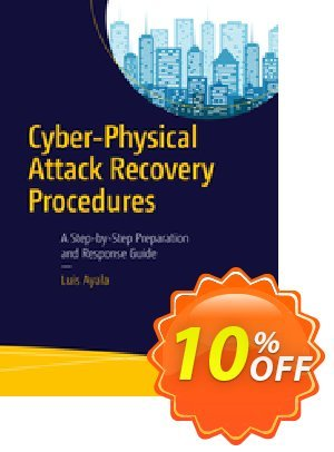 Cyber-Physical Attack Recovery Procedures (Ayala) discount coupon Cyber-Physical Attack Recovery Procedures (Ayala) Deal - Cyber-Physical Attack Recovery Procedures (Ayala) Exclusive Easter Sale offer for iVoicesoft