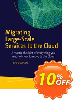 Migrating Large-Scale Services to the Cloud (Passmore) 프로모션 코드 Migrating Large-Scale Services to the Cloud (Passmore) Deal 프로모션: Migrating Large-Scale Services to the Cloud (Passmore) Exclusive Easter Sale offer for iVoicesoft