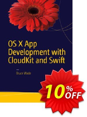 OS X App Development with CloudKit and Swift (Wade) discount coupon OS X App Development with CloudKit and Swift (Wade) Deal - OS X App Development with CloudKit and Swift (Wade) Exclusive Easter Sale offer for iVoicesoft