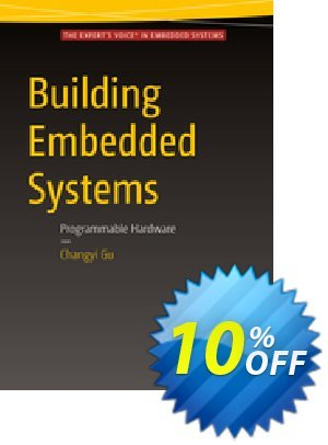 Building Embedded Systems (Gu) discount coupon Building Embedded Systems (Gu) Deal - Building Embedded Systems (Gu) Exclusive Easter Sale offer for iVoicesoft