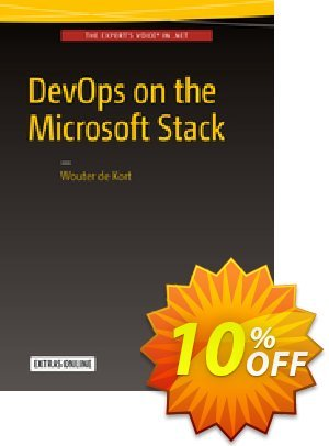 DevOps on the Microsoft Stack (de Kort) 프로모션 코드 DevOps on the Microsoft Stack (de Kort) Deal 프로모션: DevOps on the Microsoft Stack (de Kort) Exclusive Easter Sale offer for iVoicesoft