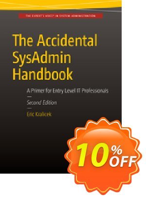The Accidental SysAdmin Handbook (Kralicek) discount coupon The Accidental SysAdmin Handbook (Kralicek) Deal - The Accidental SysAdmin Handbook (Kralicek) Exclusive Easter Sale offer for iVoicesoft