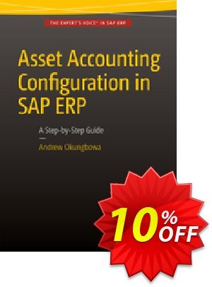 Asset Accounting Configuration in SAP ERP (Okungbowa) discount coupon Asset Accounting Configuration in SAP ERP (Okungbowa) Deal - Asset Accounting Configuration in SAP ERP (Okungbowa) Exclusive Easter Sale offer for iVoicesoft