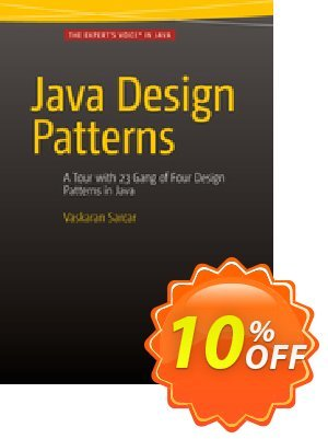 Java Design Patterns (Sarcar) discount coupon Java Design Patterns (Sarcar) Deal - Java Design Patterns (Sarcar) Exclusive Easter Sale offer for iVoicesoft