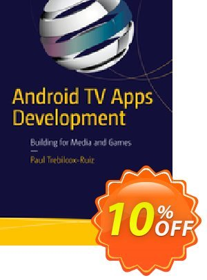Android TV Apps Development (Trebilcox-Ruiz) 프로모션 코드 Android TV Apps Development (Trebilcox-Ruiz) Deal 프로모션: Android TV Apps Development (Trebilcox-Ruiz) Exclusive Easter Sale offer for iVoicesoft
