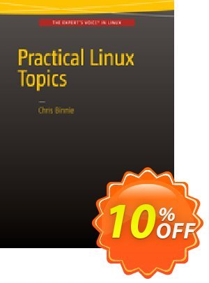 Practical Linux Topics (Binnie) Coupon discount Practical Linux Topics (Binnie) Deal. Promotion: Practical Linux Topics (Binnie) Exclusive Easter Sale offer for iVoicesoft