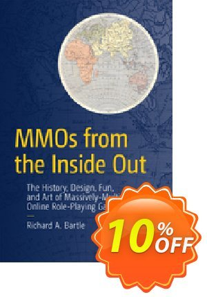 MMOs from the Inside Out (Bartle) 프로모션 코드 MMOs from the Inside Out (Bartle) Deal 프로모션: MMOs from the Inside Out (Bartle) Exclusive Easter Sale offer for iVoicesoft