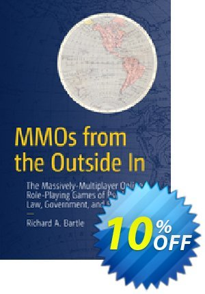 MMOs from the Outside In (Bartle) discount coupon MMOs from the Outside In (Bartle) Deal - MMOs from the Outside In (Bartle) Exclusive Easter Sale offer for iVoicesoft