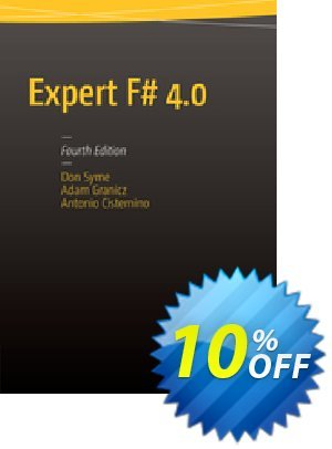 Expert F# 4.0 (Syme) discount coupon Expert F# 4.0 (Syme) Deal - Expert F# 4.0 (Syme) Exclusive Easter Sale offer for iVoicesoft