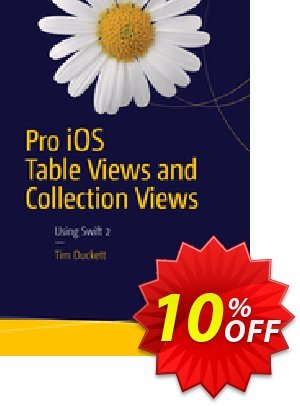 Pro iOS Table Views and Collection Views (Duckett) Coupon discount Pro iOS Table Views and Collection Views (Duckett) Deal. Promotion: Pro iOS Table Views and Collection Views (Duckett) Exclusive Easter Sale offer for iVoicesoft