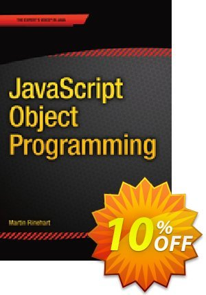 JavaScript Object Programming (Rinehart) discount coupon JavaScript Object Programming (Rinehart) Deal - JavaScript Object Programming (Rinehart) Exclusive Easter Sale offer for iVoicesoft