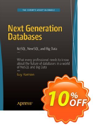 Next Generation Databases (Harrison) discount coupon Next Generation Databases (Harrison) Deal - Next Generation Databases (Harrison) Exclusive Easter Sale offer for iVoicesoft