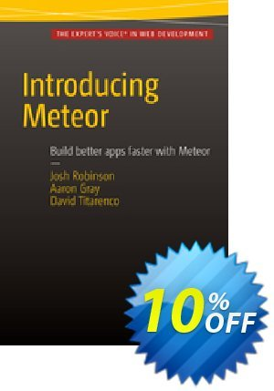 Introducing Meteor (Robinson) Coupon discount Introducing Meteor (Robinson) Deal. Promotion: Introducing Meteor (Robinson) Exclusive Easter Sale offer for iVoicesoft