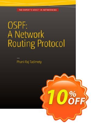 OSPF: A Network Routing Protocol (Tadimety) discount coupon OSPF: A Network Routing Protocol (Tadimety) Deal - OSPF: A Network Routing Protocol (Tadimety) Exclusive Easter Sale offer for iVoicesoft