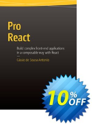 Pro React (de Sousa Antonio) discount coupon Pro React (de Sousa Antonio) Deal - Pro React (de Sousa Antonio) Exclusive Easter Sale offer for iVoicesoft
