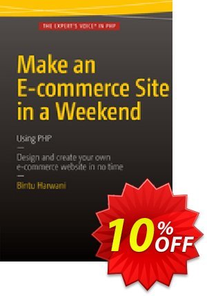 Make an E-commerce Site in a Weekend (Harwani) Coupon discount Make an E-commerce Site in a Weekend (Harwani) Deal. Promotion: Make an E-commerce Site in a Weekend (Harwani) Exclusive Easter Sale offer for iVoicesoft