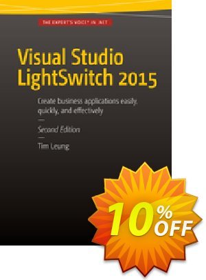 Visual Studio Lightswitch 2015 (Leung) discount coupon Visual Studio Lightswitch 2015 (Leung) Deal - Visual Studio Lightswitch 2015 (Leung) Exclusive Easter Sale offer for iVoicesoft