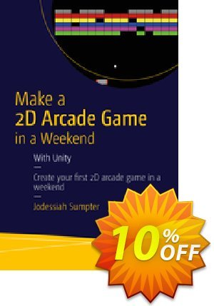 Make a 2D Arcade Game in a Weekend (Sumpter) 프로모션 코드 Make a 2D Arcade Game in a Weekend (Sumpter) Deal 프로모션: Make a 2D Arcade Game in a Weekend (Sumpter) Exclusive Easter Sale offer for iVoicesoft