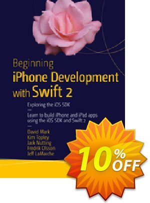 Beginning iPhone Development with Swift 2 (Mark) discount coupon Beginning iPhone Development with Swift 2 (Mark) Deal - Beginning iPhone Development with Swift 2 (Mark) Exclusive Easter Sale offer for iVoicesoft