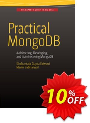 Practical MongoDB (Edward) discount coupon Practical MongoDB (Edward) Deal - Practical MongoDB (Edward) Exclusive Easter Sale offer for iVoicesoft
