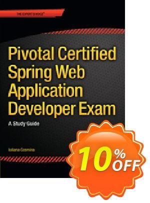 Pivotal Certified Spring Web Application Developer Exam (Cosmina) discount coupon Pivotal Certified Spring Web Application Developer Exam (Cosmina) Deal - Pivotal Certified Spring Web Application Developer Exam (Cosmina) Exclusive Easter Sale offer for iVoicesoft