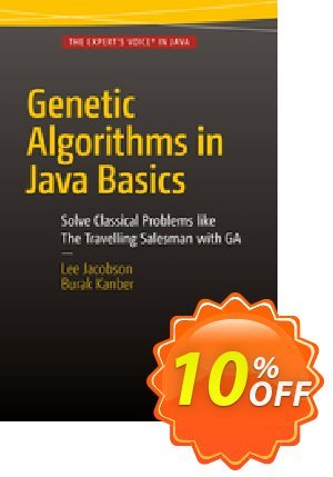 Genetic Algorithms in Java Basics (Jacobson) discount coupon Genetic Algorithms in Java Basics (Jacobson) Deal - Genetic Algorithms in Java Basics (Jacobson) Exclusive Easter Sale offer for iVoicesoft