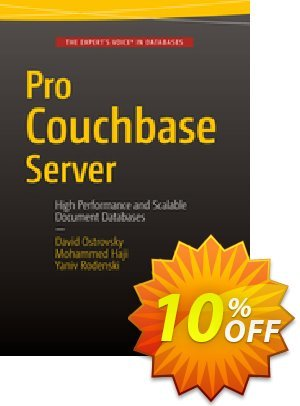 Pro Couchbase Server (Ostrovsky) 프로모션 코드 Pro Couchbase Server (Ostrovsky) Deal 프로모션: Pro Couchbase Server (Ostrovsky) Exclusive Easter Sale offer for iVoicesoft