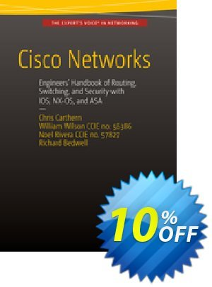 Cisco Networks (Carthern) discount coupon Cisco Networks (Carthern) Deal - Cisco Networks (Carthern) Exclusive Easter Sale offer for iVoicesoft