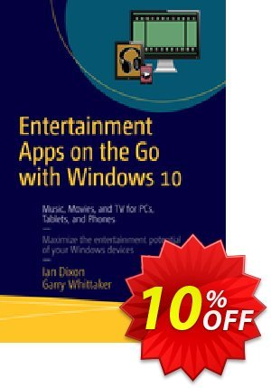 Entertainment Apps on the Go with Windows 10 (Dixon) discount coupon Entertainment Apps on the Go with Windows 10 (Dixon) Deal - Entertainment Apps on the Go with Windows 10 (Dixon) Exclusive Easter Sale offer for iVoicesoft