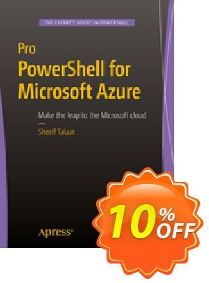 Pro PowerShell for Microsoft Azure (Talaat) Coupon discount Pro PowerShell for Microsoft Azure (Talaat) Deal. Promotion: Pro PowerShell for Microsoft Azure (Talaat) Exclusive Easter Sale offer for iVoicesoft