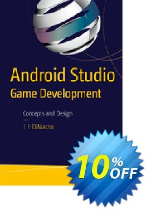 Android Studio Game Development (DiMarzio) discount coupon Android Studio Game Development (DiMarzio) Deal - Android Studio Game Development (DiMarzio) Exclusive Easter Sale offer for iVoicesoft
