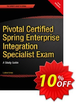 Pivotal Certified Spring Enterprise Integration Specialist Exam (Krnac) discount coupon Pivotal Certified Spring Enterprise Integration Specialist Exam (Krnac) Deal - Pivotal Certified Spring Enterprise Integration Specialist Exam (Krnac) Exclusive Easter Sale offer for iVoicesoft