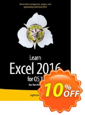 Learn Excel 2016 for OS X (Hart-Davis) discount coupon Learn Excel 2016 for OS X (Hart-Davis) Deal - Learn Excel 2016 for OS X (Hart-Davis) Exclusive Easter Sale offer for iVoicesoft