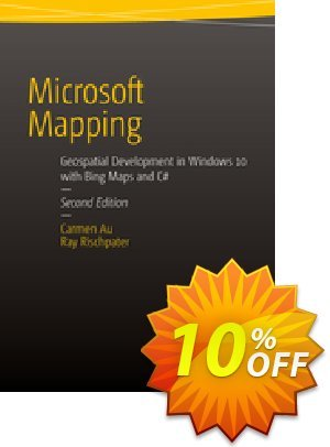 Microsoft Mapping Second Edition (Au) discount coupon Microsoft Mapping Second Edition (Au) Deal - Microsoft Mapping Second Edition (Au) Exclusive Easter Sale offer for iVoicesoft