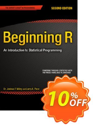 Beginning R (Pace) discount coupon Beginning R (Pace) Deal - Beginning R (Pace) Exclusive Easter Sale offer for iVoicesoft