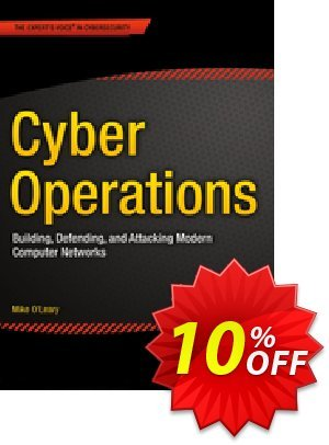 Cyber Operations (O'Leary) discount coupon Cyber Operations (O'Leary) Deal - Cyber Operations (O'Leary) Exclusive Easter Sale offer for iVoicesoft