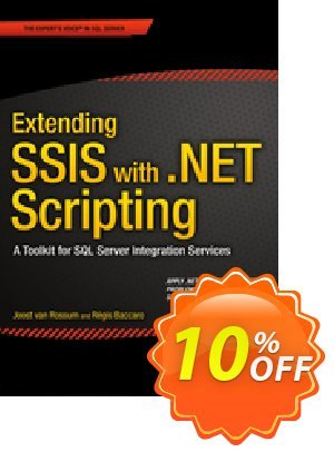 Extending SSIS with .NET Scripting (van Rossum) discount coupon Extending SSIS with .NET Scripting (van Rossum) Deal - Extending SSIS with .NET Scripting (van Rossum) Exclusive Easter Sale offer for iVoicesoft