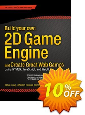 Build your own 2D Game Engine and Create Great Web Games (Sung) 프로모션 코드 Build your own 2D Game Engine and Create Great Web Games (Sung) Deal 프로모션: Build your own 2D Game Engine and Create Great Web Games (Sung) Exclusive Easter Sale offer for iVoicesoft