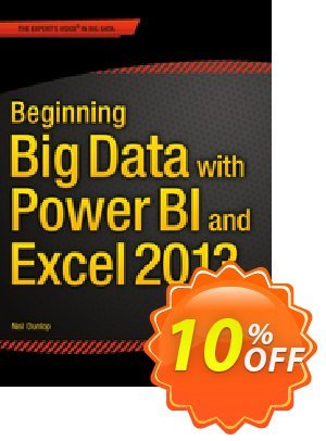 Beginning Big Data with Power BI and Excel 2013 (Dunlop) 프로모션 코드 Beginning Big Data with Power BI and Excel 2013 (Dunlop) Deal 프로모션: Beginning Big Data with Power BI and Excel 2013 (Dunlop) Exclusive Easter Sale offer for iVoicesoft