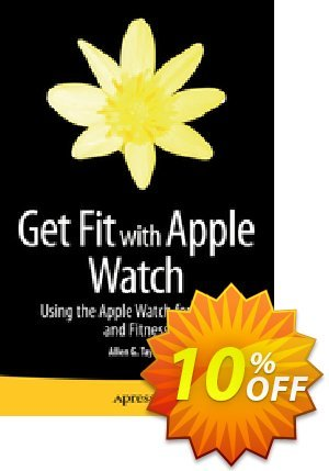 Get Fit with Apple Watch (Taylor) Coupon discount Get Fit with Apple Watch (Taylor) Deal. Promotion: Get Fit with Apple Watch (Taylor) Exclusive Easter Sale offer for iVoicesoft