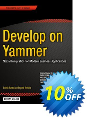 Develop on Yammer (Rawal) discount coupon Develop on Yammer (Rawal) Deal - Develop on Yammer (Rawal) Exclusive Easter Sale offer for iVoicesoft